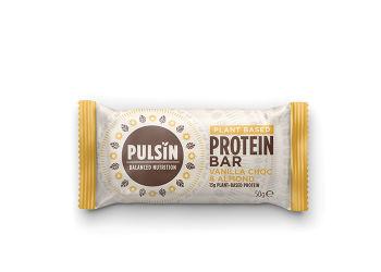 Pulsin Proteinbar Vanilla Choc  Chip