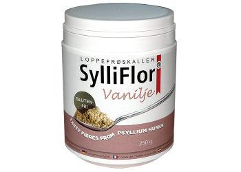 SylliFlor Loppefrøskall Vanilje