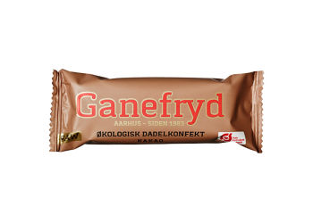 Ganefryd Rawbar Dadelkonfekt Kakao Ø