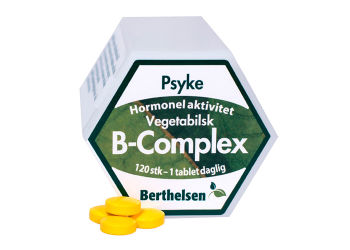 Berthelsen Vegetabilsk B-Complex