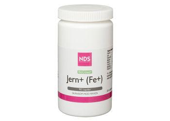 NDS Fe+ Jern tablet