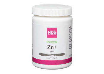 NDS Zn+ Zinc tablet