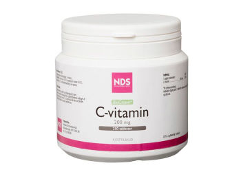 NDS C-200 Vitamin