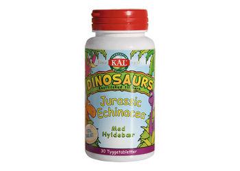 DinoSaurs Echinacea Tyggetabletter Barn