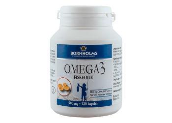 Lysi Omega-3 Fiskeolie