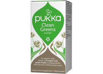 Pukka Clean Greens Pulver