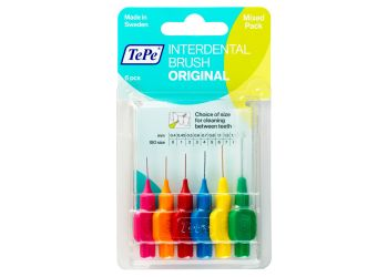 Tepe Interdental Brush Mix Pack