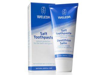 Weleda Salt Toothpaste  Soletandpasta