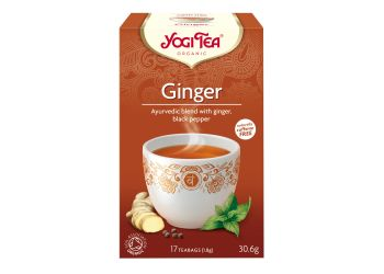 Yogi Tea Ginger Te