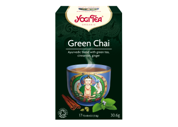 Yogi Tea Green Chai Te