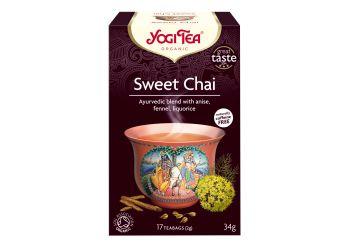 Yogi Tea Sweet Chai Te
