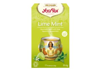 Yogi Tea Lime Mint Te