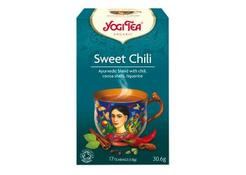 Yogi Tea Sweet Chili Te