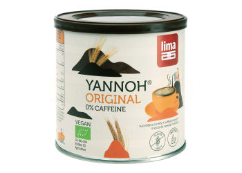Lima Yannoh Instant Kaffeerstatning  Ø