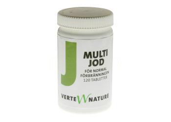 Verte Nature Multi Jod
