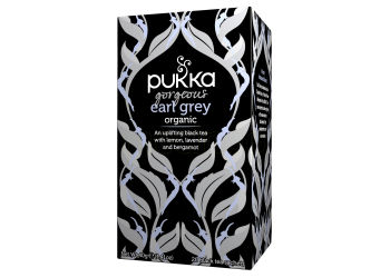 Pukka Gorgeous Earl Grey Te