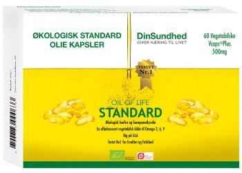 Oil of Life Standard Olie Kapsler Ø