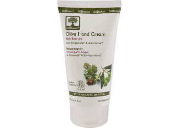 Bioselect Olive Hand Cream Rich Texture