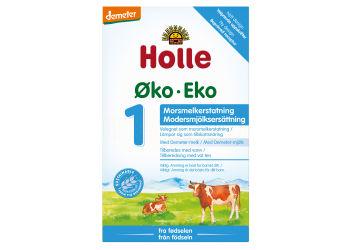 Holle Modersmjölksersättning Eko