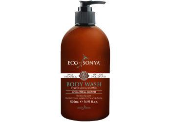 Eco By Sonya Body Wash m. Mint og Kokos