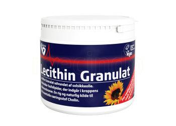 Biosym Lecithin Granulat Solsikkeolje