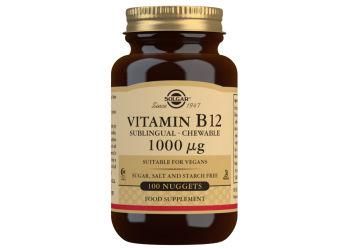Solgar Vitamin B12