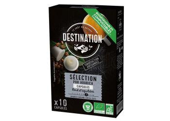 Destination Kaffekapsler Selection Ø til Nespresso