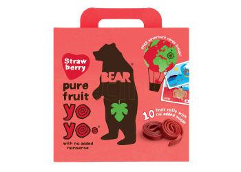 Bear Yoyo Pure Fruit - Multipack