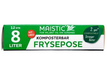 Maistic Komposterbara Fryspåsar 8L