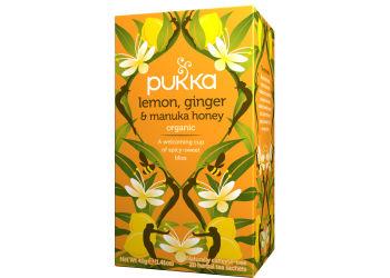 Pukka Lemon, Ginger & Honey
