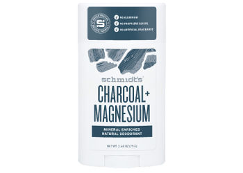 Schmidt's Deodorant Stick Charcoal + Magnesium