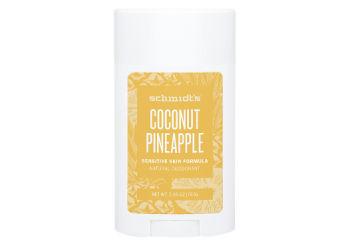 Schmidt's Deodorant Stick kokos & ananas känslig hud