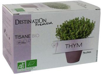 Destination Te timian Ø Unik