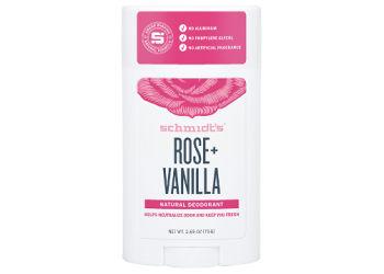 Schmidt's Deodorant Stick Rose+vanilla Schmidt´s