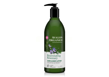 Avalon Organics Rejuvenating Rosemary Hand & Body Lotion