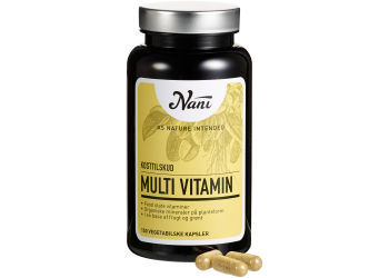 Nani Multivitamin Food State