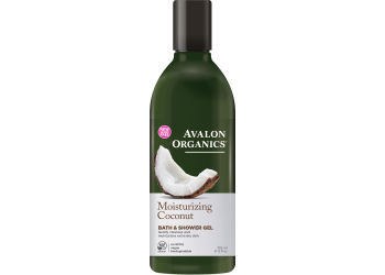 Avalon Organics Bath & Shower Gel Coconut Moisturizing