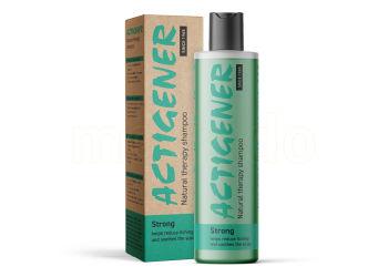 Actigener Shampoo Strong -  Til Normalt Og Fett Hår