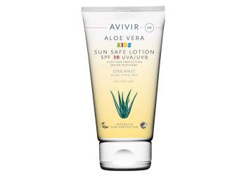 Avivir Aloe Vera Kids Sun Safe Lotion Spf 30