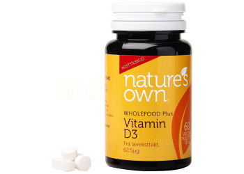 Nature's Own Vitamin D3 Vegan