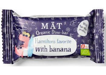 MÄT Organic Dino-bar Med Banan