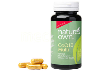 Natures Own Coq10 Multi Whole Food