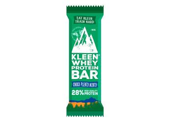 Kleen Whey Proteinbar Choco Plenty Minty