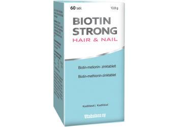 Vitabalans Biotin Strong
