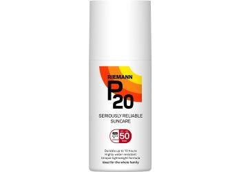 Riemann P20 Solbeskyttelse Spf 50 Spray