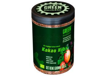 Green Machine Rå Kakao Nibs Ø