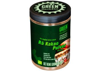 Green Machine Rå Kakaopulver Ø
