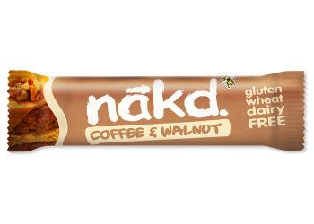 Nàkd Bar Coffee Walnut