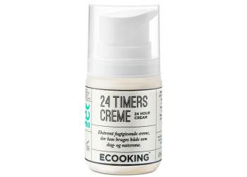 Ecooking 24 Timers Creme