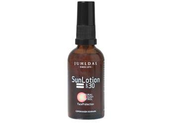 Juhldal Sun Lotion Spf30 Face Protection